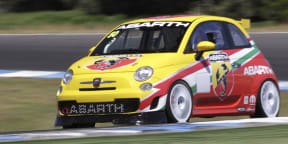 Abarth 695 Assetto Corse: Track Review