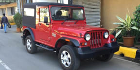 2016 Mahindra Thar Quick Drive Review