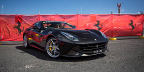 2016 Ferrari F12 Berlinetta Review:: The Bathurst experience