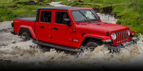 2020 Jeep Gladiator review: The Wrangler-based ute you