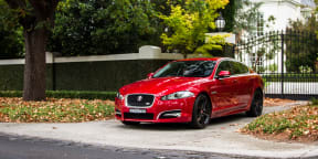 2015 Jaguar XF-S V6 diesel - run out review