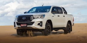 2020 Toyota HiLux Rogue review