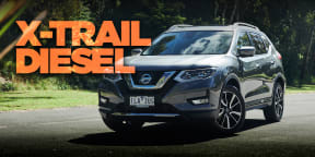 2018 Nissan X-Trail TL review
