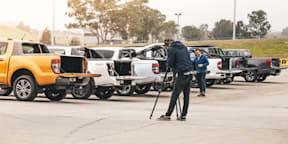 Video: Four-wheel-drive ute mega test: Tub comparison