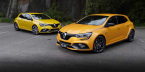 SIBLING RIVALRY: Renault Megane RS280 Sport EDC Auto v Cup Manual