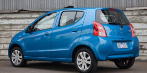 Suzuki Alto Video Review