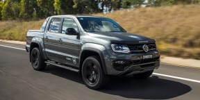 Video: 2021 Volkswagen Amarok W580S First Drive
