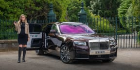 Video: 2021 Rolls Royce Ghost Extended