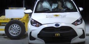Video: 2021 Toyota Yaris gets five-star safety