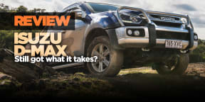 2018 Isuzu D-Max LS-T review: Off-road prowess tested