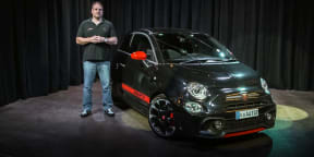 CarAdvice Winners Circle: Abarth 595