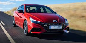 Video: 2021 Hyundai i30 Sedan N Line review