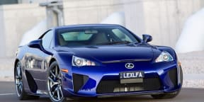 Lexus LFA Video Review