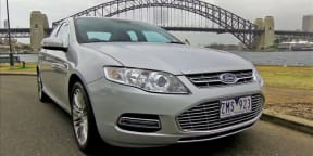 Ford Falcon G6E EcoBoost Video Review