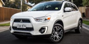 2015 Mitsubishi ASX XLS Review