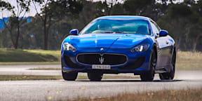 2015 Maserati GranTurismo MC Sport Review : track test