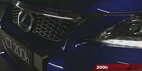 Lexus CT200h Video Review