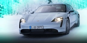 REVIEW: 2020 Porsche Taycan 4S electric car