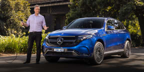 Video review: 2020 Mercedes-Benz EQC400