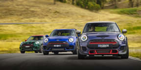 Video: MINI John Cooper Works Range Review