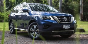 2017 Nissan Pathfinder ST review