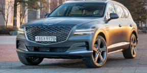 2020 Genesis GV80 first drive: Does it hit the mark?