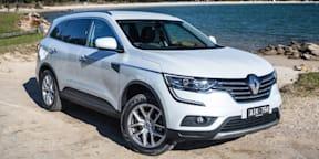 2017 Renault Koleos Zen 4x2 Review