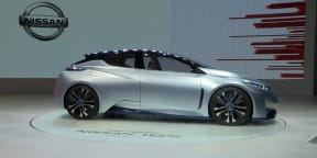 Nissan IDS Concept : 2015 Tokyo Motor Show