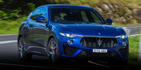 REVIEW: 2019 Maserati Levante