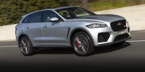 2020 Jaguar F-Pace SVR review