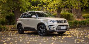 2016 Suzuki Vitara S Turbo Review