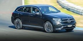 REVIEW: 2019 Mercedes-Benz EQC ride-along