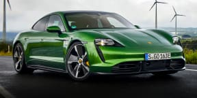 2020 Porsche Taycan review | Electric vehicle