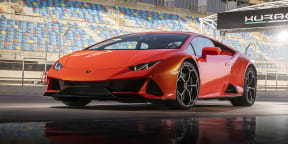 Lamborghini Huracan EVO review: Is this the new superhero?
