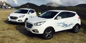 Hyundai ix35 FCEV Review : 1000km on hydrogen
