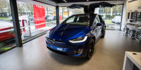 2017 Tesla Model X Walkaround Preview
