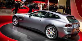 2017 Ferrari GTC4LussoT - 2016 Paris Motor Show