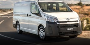 2019 Toyota HiAce review: New-gen van driven!