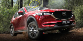 2020 Mazda CX-5: 360-degree off-road tour