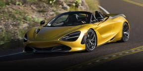2019 McLaren 720S Spider review: Who needs a roof?