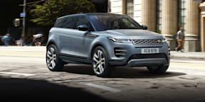 First look: 2019 Range Rover Evoque