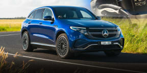 Video: 2020 Mercedes-Benz EQC Australian launch review