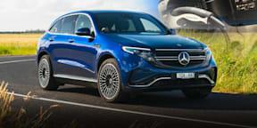 Video: 2020 Mercedes-Benz EQC Australian launch review