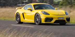 Video: 2021 Porsche Cayman 718 GT4 Review