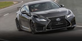 REVIEW: 2019 Lexus RCF Track Edition (featuring Scott Pruett!)