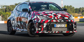 REVIEW: 2020 Toyota Yaris GR: Prototype Drive