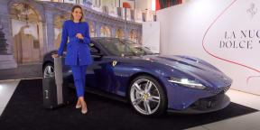 Video: 2021 Ferrari Roma walkaround