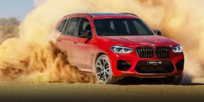 2020 BMW X3 M review: Not your usual SUV test...