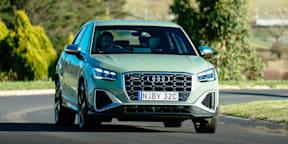 Video: 2021 Audi SQ2 review