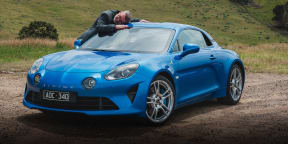 CarAdvice Winners Circle: Alpine A110